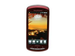 Sony Xperia Pro MK16a Red GSM Unlocked Android Smart Phone W Full    Xperia Pro Red