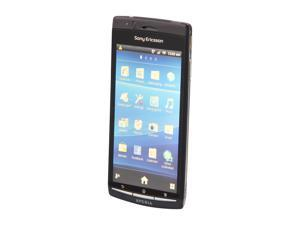 "Sony Xperia Arc S LT18a Black 3G Unlocked GSM Android Phone w/ Android OS 2.3 / 4.2"" Touch Screen / 8.1MP Camera"