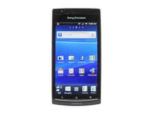 "Sony Xperia Arc S LT18a Blue 3G Unlocked GSM Android Phone w/ Android OS 2.3 / 4.2"" Touch Screen / 8.1MP Camera"