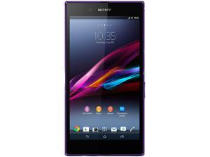 Sony Xperia Z Ultra LTE C6806 Purple 3G 4G LTE Quad-Core 2.2GHz Unlocked Cell Phone