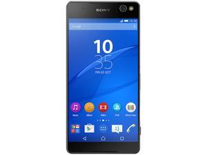Sony Xperia C5 Ultra Black Unlocked Cell Phone