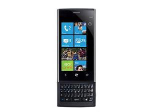 "Dell Venue Pro Black 3G Unlocked Cell Phone w/ 4.1"" Sliding Touch Screen / 5MP Camera / LED Flash"