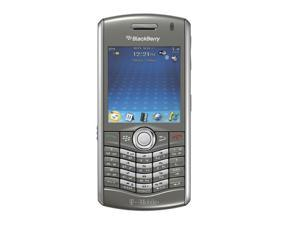 BlackBerry Pearl 8120 Titanium Unlocked Cell Phone T-Mobile Package - OEM