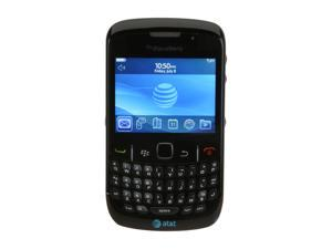 BlackBerry Curve Black Unlocked GSM Smart Phone w/ Full QWERTY Keyboard / Wi-Fi / 2 MP Camera (8520)