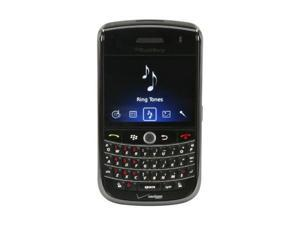 "BlackBerry Tour 9630 Black Unlocked GSM Bar Phone w/ 3.2 MP Camera / BlackBerry OS / A-GPS Support / 2.4"" Screen - OEM"