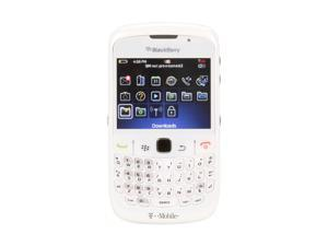 BlackBerry Curve White Unlocked GSM Smart Phone w/ Wi-Fi / Music (8520)