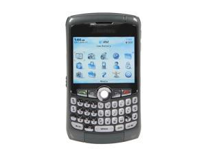 "BlackBerry Curve Titanium Unlocked GSM Phone w/ GPS / BlackBerry OS / 2MP Camera / 2.5"" Screen (8310)"