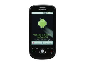 HTC myTouch 3G Black Unlocked GSM Smart Phone with Android OS/ Video Messaging / Google Talk