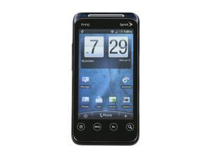 HTC EVO Shift 4G Black 3G 4G WiMAX Cell Phone For Sprint Only