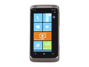 "HTC Surround Gray 3G Unlocked Cell Phone w/ Window Phone 7 / Wi-Fi / GPS / 3.8"" Touchscreen / 5.0 MP Camera"