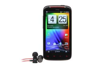 HTC Sensation XE Black Unlocked GSM Smart Phone w/ Beats Headset (Z715E)