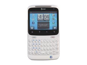 HTC Status Silver 3G Unlocked GSM Smart Phone w/ Android OS 2.3 / 5 MP Camera / QWERTY Keyboard
