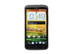 HTC One X Black 3G Quad-Core 1.5GHz Unlocked Android GSM Smart Phone w/ Quad-Core 1.5GHz / 32GB Storage,1GB RAM / Super IPS ...