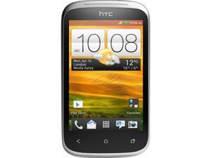 HTC Desire C A320e White 600MHz Unlocked GSM Android Cell Phone w/ Beats Audio