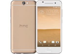 HTC One A9 32GB 5-inch Topaz Gold Unlocked Smartphone, U.S. Version