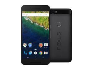 Nexus 6P 128GB Graphite LTE Unlocked Smartphone (North America Warranty)