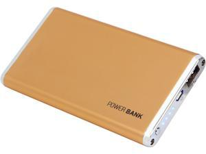 FREMO M66 6000mAh Lithium Polymer Power Bank External Battery Charger for iPhone, iPad, Galaxy S5, S4, Note 3, HTC One, PS ...