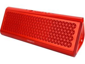 Creative 51MF8165AA005 Red Airwave HD Portable Bluetooth Wireless Speaker with NFC - Certified Refurbished