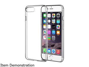 Insten Clear Premium Ultra Slim Lightwight Soft TPU Rubber Candy Skin Anti Slip Case for iPhone 8 Plus / 7 Plus 2262787 - OEM