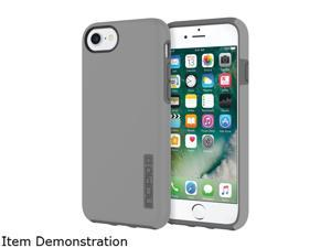 Incipio DualPro Gray/Charcoal The Original Dual Layer Protective Case for iPhone 7 IPH-1465-GCH