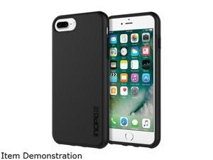 Incipio DualPro Black/Black The Original Dual Layer Protective Case for iPhone 7 Plus IPH-1491-BLK