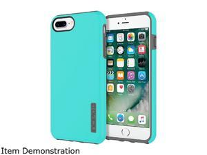 Incipio DualPro Turquoise/Charcoal The Original Dual Layer Protective Case for iPhone 7 Plus IPH-1491-TQC