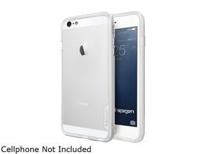 "Spigen Neo Hybrid EX Satin Silver Case for iPhone 6 Plus (5.5"") SGP11059"
