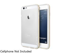 "Spigen Neo Hybrid EX Champagne Gold Case for iPhone 6 Plus (5.5"") SGP11061"