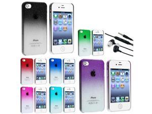 Insten Multiple Case For iPhone 4 - AT&T, 4 - Verizon, 4S