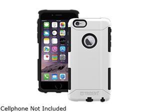 Trident 2014 Aegis White Solid Case for iPhone 6 Plus (5.5in) AG-API655-WT000