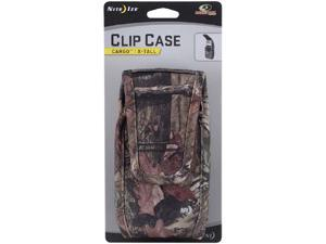 Nite Ize Mossy Oak Clip Case Cargo Universal Rugged Holster - Extra Tall CCCXT-22-R3