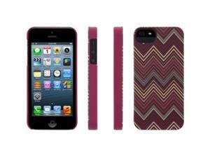 Griffin Ruby Chevron Hard Shell Case for iPhone 5   Sleek, stylish, hard-shell protection for iPhone