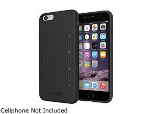 Incipio Stowaway Advance Black/Black Case for iPhone 6 Plus 5.5in IPH-1201-BLK