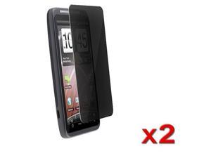 Insten 2x Privacy LCD Screen Protector For HTC Thunderbolt 4G