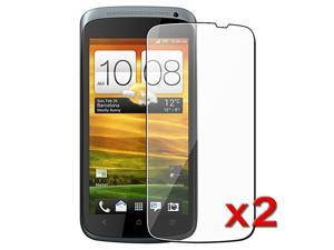 Insten 2X LCD Screen Protector Guard LCD Film Shield For T-Mobile HTC One S