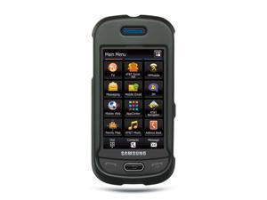 Luxmo Black Black Case & Covers Samsung Eternity II/Samsung A597