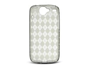 Luxmo Smoke Smoke Checker Design Case & Covers Google Nexus 1