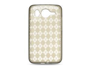 Luxmo Smoke Smoke Checker Design Case & Covers HTC Inspire 4G