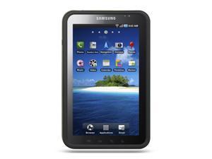 Samsung P1000 Galaxy Tab/Samsung I800 Black Crystal Rubberized Case