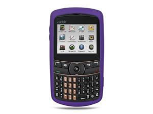 Luxmo Purple Purple Case & Covers ZTE TXTM8 3G
