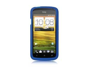 HTC Ville/HTC One S Blue Silicone Skin