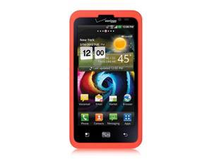 LG Revolution 2/LG Spectrum Red Silicone Skin