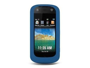 Motorola Crush Blue Silicone Skin