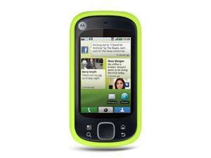 Luxmo Green Green Case & Covers Motorola Cliq XT/Motorola Quench