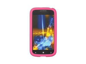 Samsung Focus 2 I667 Hot Pink Silicone Skin