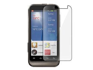 Insten 6 packs Reusable Screen Protectors Compatible with Motorola Defy XT556