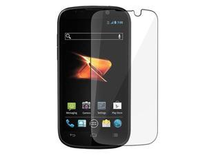 Insten Clear Reusable Screen Protector Compatible with ZTE Warp Sequent N861, 5-Pack
