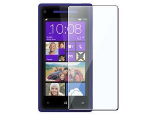 Insten 3 packs of Reusable Screen Protectors Compatible with HTC Windows Phone 8X