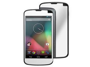 Insten Mirror Screen Protector Compatible with LG Nexus 4 E960, 5-Pack