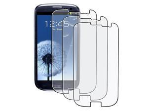 Insten 3 packs Anti-Glare LCD Covers for Samsung Galaxy S III